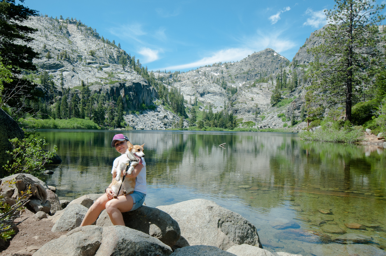 Eagle Lake (Desolation Wilderness)