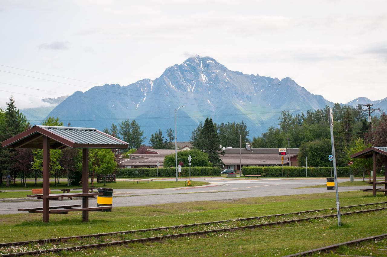 Palmer, AK / Палмер, Аляска